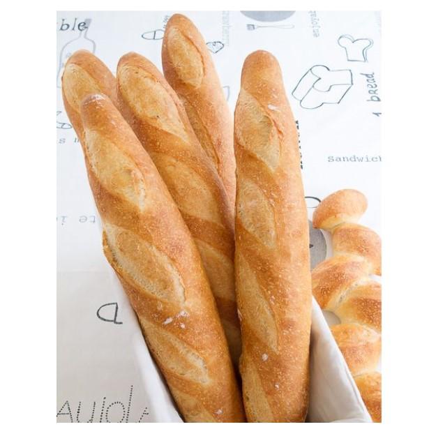 Stokbrood Wit/ Bruin